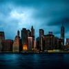 Manhattan At DawnWell I'm back home in New York City after a six...
