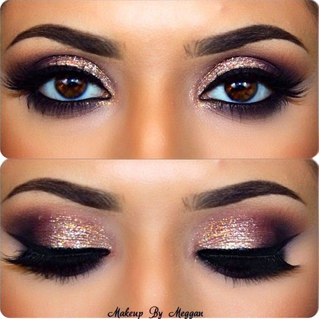 but with my blonde hair, blonde eyebrows, and blonde eyelashes - I don't think it would work :(Ohh my goodness, this is beautiful!