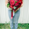 Country Vintage Farm Engagement Session