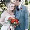 Childhood Sweethearts' Sweet Fall Winery Wedding