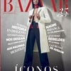 Naomi Campbell Wears Givenchy for Harper's Bazaar Latin America September 2014 Cover