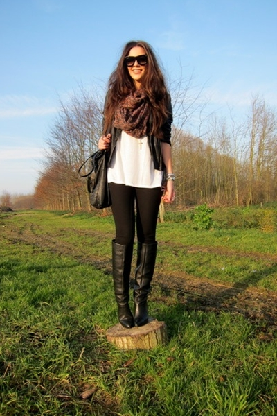 great outfit for spring, also its simple