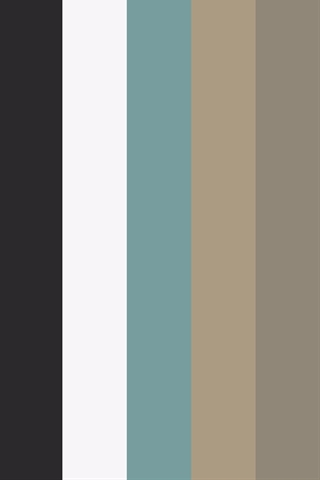 Bedroom colors? Kitchen colors? Everything colors?