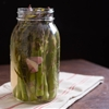 Quick-Pickled Asparagus With Tarragon and Shallot