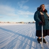 Woman in Yellowknife by True North Photos