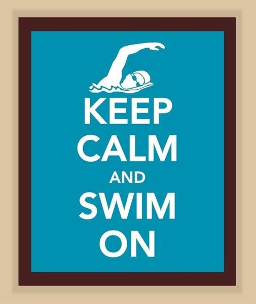 Swimming swimming