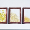 DIY Idea: Framed Gold Glitter Art for St. Patrick's Day (or Anytime!) — Mr. Kate
