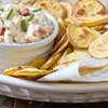 Recipe: Loaded Baked Potato Dip with Homemade Chips — Recipes from The Kitchn