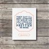 Etsy Find of the Week: The Quirky Will You Be My Bridesmaid Card