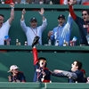 Opening Day at Fenway Park 2015