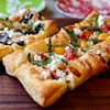 Puffed Pastry Pizza
