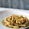 Sweet and Sour Glazed Artichokes with Caramelized Onions