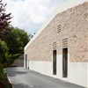 TAKA completes brick and concrete pavilion for a Dublin cricket club