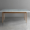 10 Easy Pieces: Marble-Top Dining Tables
