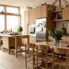 Remodeling 101: Easy Whitewashed Scandi Floors