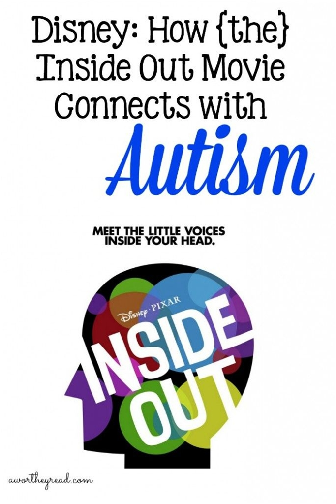 A new Disney movie will be coming out soon! Inside Out talks about a girl named Riley and her emotions that we get to literally hear. How does that connect with Autism? Read Disney How Inside Out Movie Connects With Autism for the details!