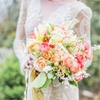 Bouquet Breakdown: Pink + Coral Springtime Medley