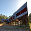 Nannup Holiday House by Iredale Pedersen Hook rises above the Australian bush on stilts