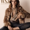 Daria Werbowy Looks 70s Chic on WSJ Magazine September 2014 Cover