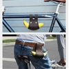 Never worry about where to put your banana again! #9gag
