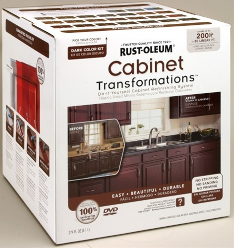 Transform Kitchen Cabinets