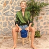 Anja Rubik is the Latest Model to Do the Ice Bucket Challenge