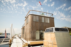 Rehab Diary: The Ultimate Houseboat in NYC