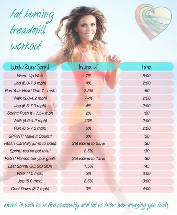 This is a great idea for a 30 minute workout.  You can modify it for your fitness level as much as you need