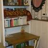 Desk in a Bookcase