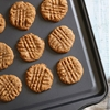 3-Ingredient Almond Butter Cookies