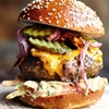 Insanity Burger From 'Jamie Oliver's Comfort Food'