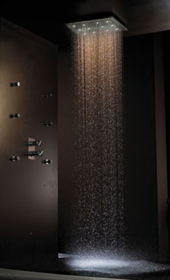 rainfall shower.. amazing!!