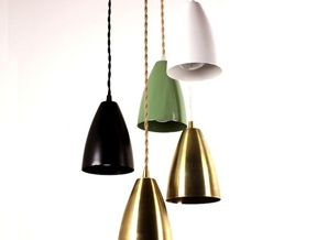 5 Favorites: Bright Metal Lights for Under $125