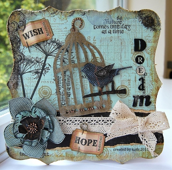 Tim Holtz and Paperartsy