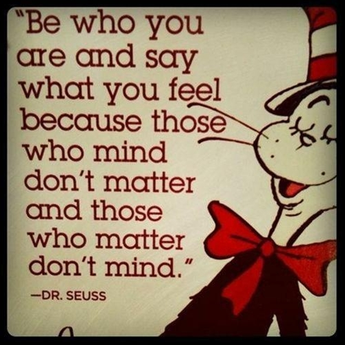 Happy bday Dr. Seuss