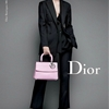 "Jennifer Lawrence Poses with ""Be Dior"" Bag for Miss Dior Fall 2014 Ad Campaign"