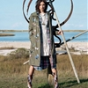 Jacquelyn Jablonski Models Layered Fall Looks for Matt Jones Shoot in Elle Italy