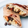 Freezer Breakfast Burritos with Sweet Potato Hash and Black Beans (& cookbook giveaway)