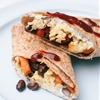 Freezer Breakfast Burritos with Sweet Potato Hash and Black Beans (& cookbook giveaway)