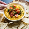 Vegan Chipotle Carrot Queso