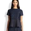 Editor Obsessions: Suno Pleated Jacquard Top