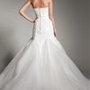 Fashion Sweetheart Trumpet Wedding Dress