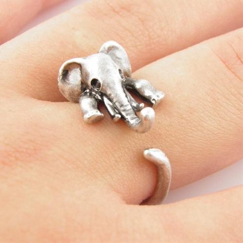 Baby Elephant Ring