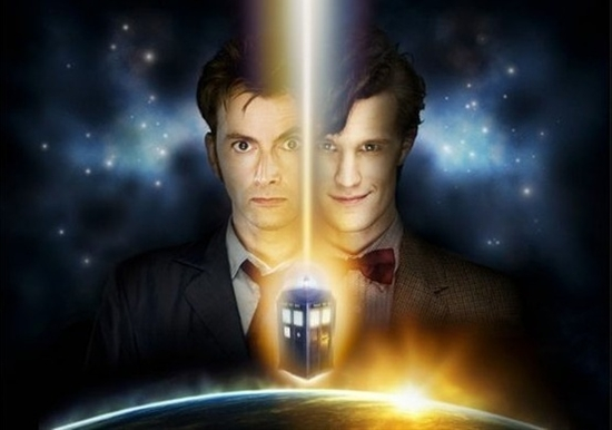 #Doctor Who. Doctor Who. Doctor Who.