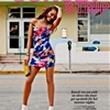 Yara Khmidan Models Flirty Dresses for Cosmopolitan Australia