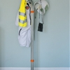 DIY Room Decor: How To Make A Coat Tree from Conduit Pipe — Apartment Therapy Reader Project Tutorial