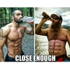 Well I have a six-pack too. #9gag