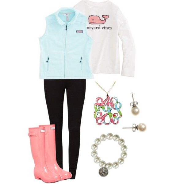 """Vineyard vines"" by giuliannatornillo on Polyvore"