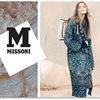 Kate G. is All Smiles for M Missoni's Fall 2014 Campaign