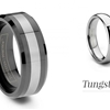 Alternative Metal Wedding Bands with TungstenWorld